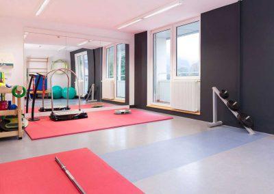 Gymnastikraum in Baden-Baden