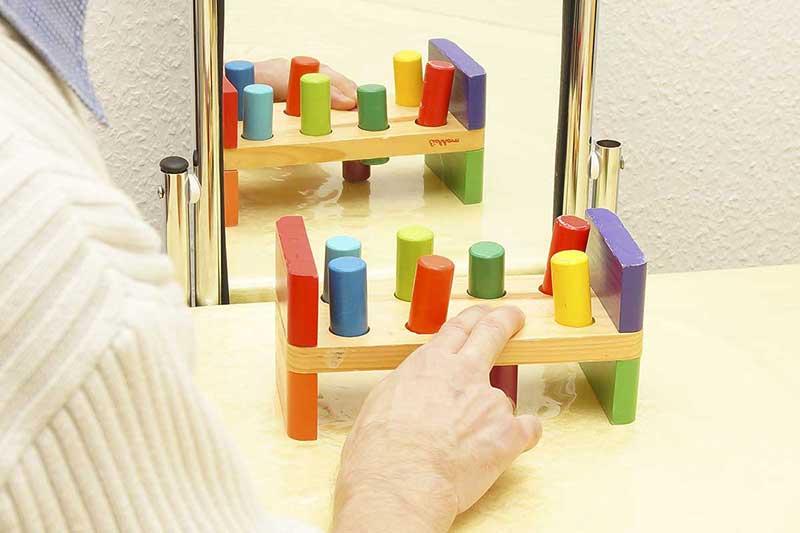Ergotherapie Geschicklichkeitstraining