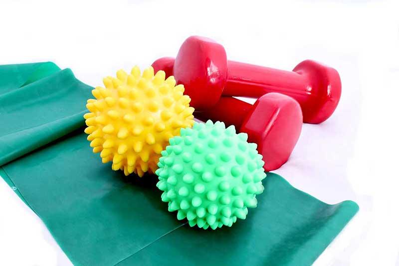 Ergotherapie Trainingsgeräte